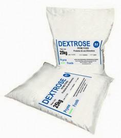 Dextrose Anidra 25Kg Pura SUPLEMENTO ALIMENTAR Produtos para alimentos