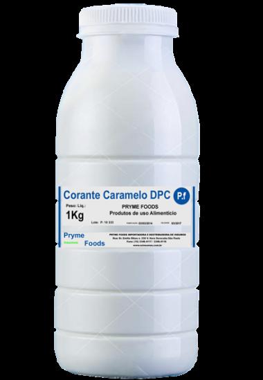 CORANTE CARAMELO III LIQUIDO DPC 1 Kg Quilo Insumos para alimentos fracionados por Kg ou Gramas