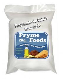 PROPIONATO DE CÁLCIO Granulado 2 Kg quilo Categoria Conservantes Produtos para Alimentos