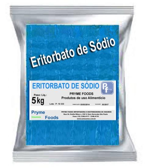 ERITORBATO DE SODIO 5 kg Produtos para alimentos