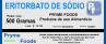 ERITORBATO DE SODIO 500 GRAMAS Insumos Produtos para alimentos