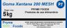 Goma Xantana 200 MESH 5 Kg