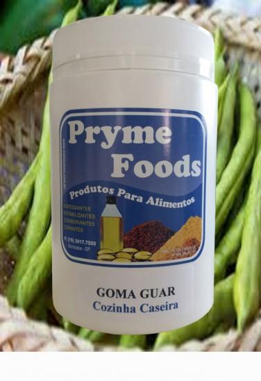 GOMA GUAR 700 GRAMAS culinária sem glúten materia prima produtos para alimentos