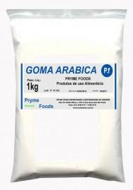 Goma Arabica 1 Kg Quilo Insumos Para Alimentos Fracionados por Quilos e Gramas