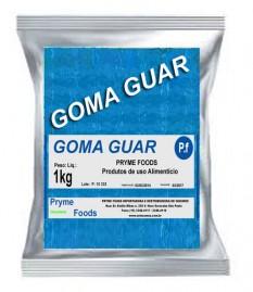 Goma Guar por Kg Quilo Insumos Para Alimentos Fracionados por Quilos e Gramas