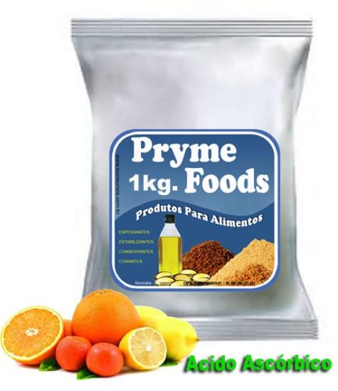 ACIDO ASCORBICO EM PO 1K Materia prima Produtos para alimentos Vitamina C