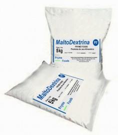 Malto Dextrina PURA 5 Kg Quilo Insumos Produtos para alimentos fracionados por quilo ou Gramas.