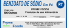 BENZOATO DE SODIO Po 500 Gramas Categoria Conservantes Produtos para alimentos