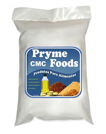 CMC 1 Kg. espessante neutro, emulsificante, agente de suspensão homogenizante e aglutinante