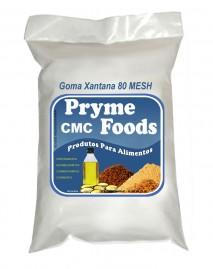 Goma Xantana 80 MESH 2Kg Quilo Produtos Para Alimentos