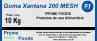 Goma Xantana 200 MESH 10Kg