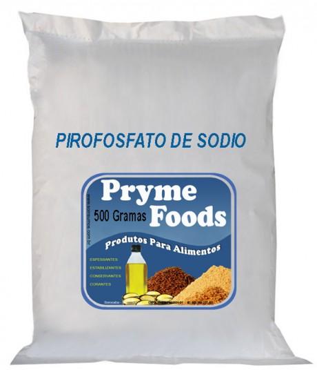 ACIDO PIROFOSFATO DE SODIO 500 gramas ACIDO TETRAPIROFOSFATO