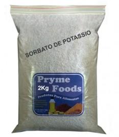 SORBATO DE POTASSIO 2Kg Quilo Conservante Produtos para Alimentos