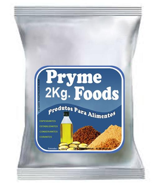 ACIDO SORBICO 2 Kg. quilo, Em po Granulado fino conservante alimentar Produtos para alimentos