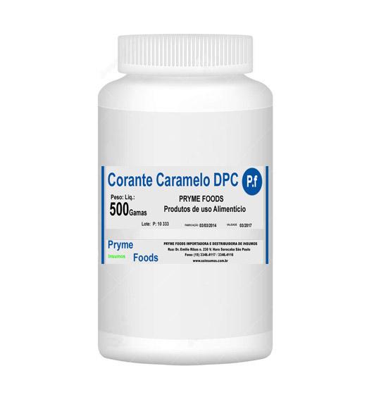 CORANTE CARAMELO III Liquido 500 Gramas
