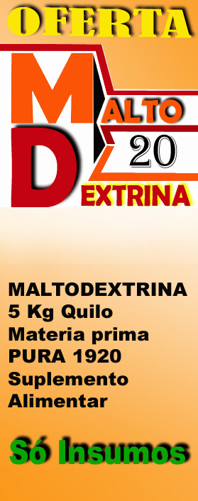 MALTODEXTRINA 5 Kg Quilo